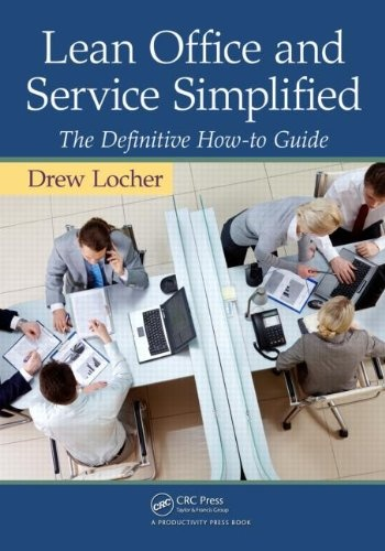 14 best lean books images on pinterest bestseller books books lean office and service simplified the definitive how to guide a book by drew locher fandeluxe Gallery