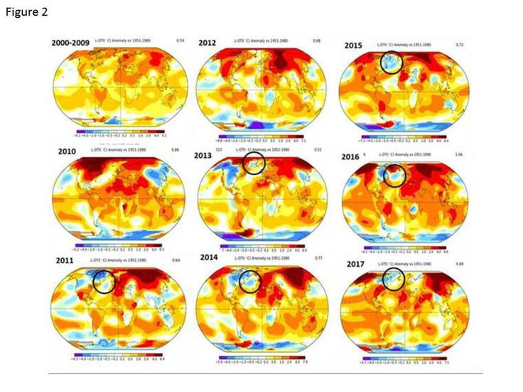 A new analysis suggests that weather records have not yet had time to capture the full effects of climate change, some of which are likely to take centuries to play out.