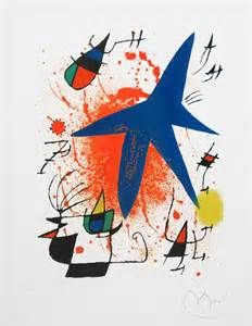 miro lithographs - Bing Images