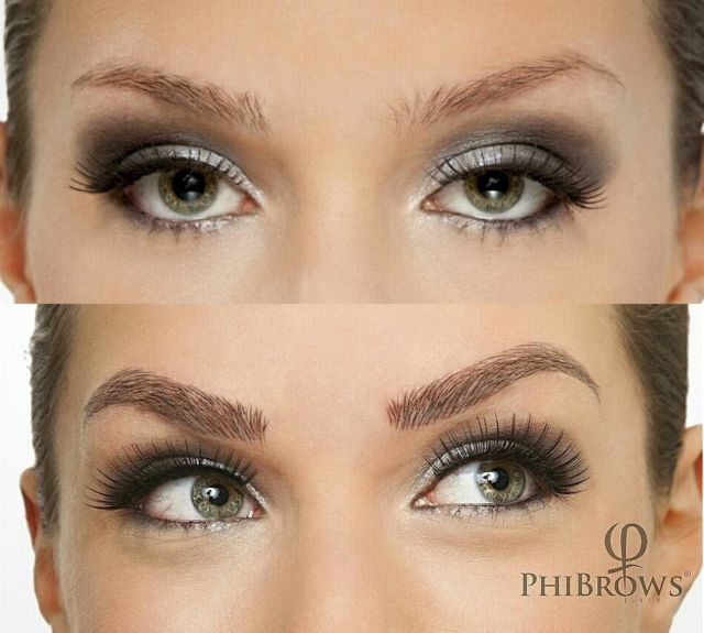 Microblading , micropigmentation in Coventry Phi Brows
