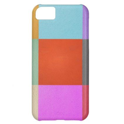 Color iPhone 5C Cover - pattern sample design template diy cyo ...