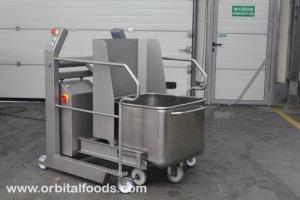 Zdvíhanie a Sklápacia zariadení, Orbital Foods, Suffolk, Veľká Británia