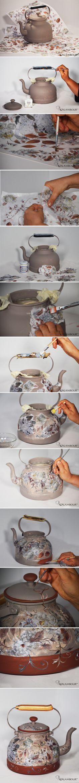 Hervidor de té