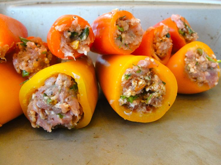 Low sodium sausage pepper poppers, a crowd pleaser for any game day!