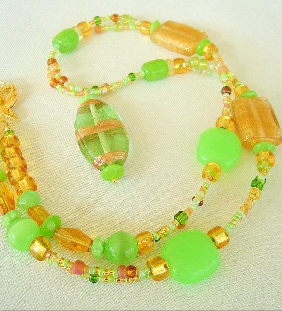 Boho Necklace Sundance Style Bohemian Jewelry by BohoStyleMe