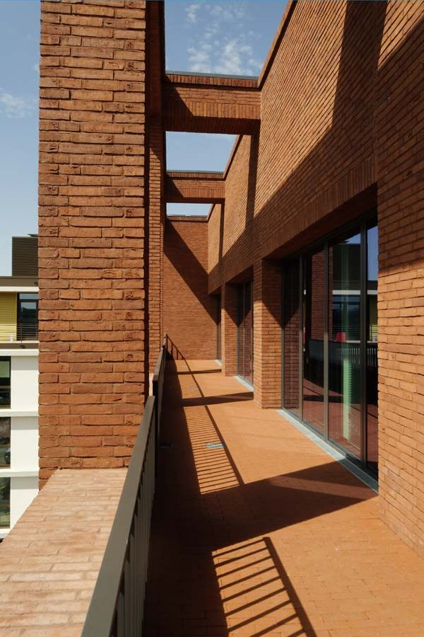 17 best images about klinker ziegel backstein bricks for Architektur klinker