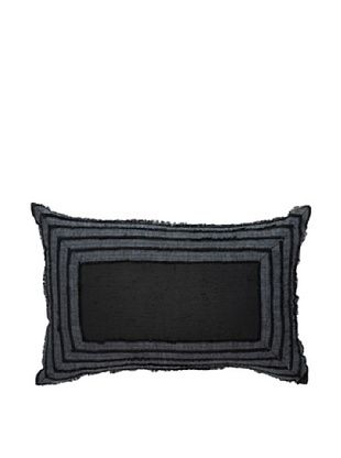 Edge Steele Pillow, Black, 14
