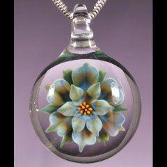 Blown Glass Pendants & Lampwork Bead Tutorials