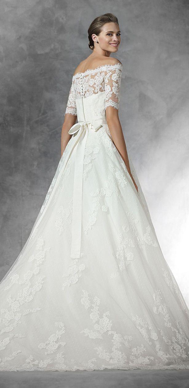 Pronovias 2016 Wedding Dress