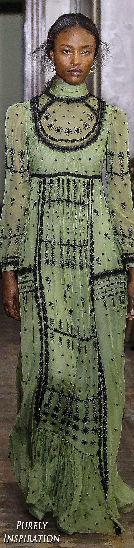 Valentino Pre-Fall 2017 Women's Fashion RTW | Purely Inspiration
