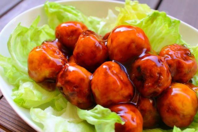 楽ゆるベジ(野菜)生活で始めるデトックスダイエット!カロリーを抑えた高野豆腐のあんかけ肉団子レシピ - Latte