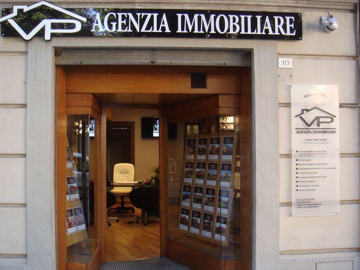 The entrance of my Real Estate in San Lorenzo in Campo (PU) in Italy.  L'ingresso della mia agenzia immobiliare di San Lorenzo in Campo (PU) Marche  #agenzia #immobiliare #geometra #Italy #realestate