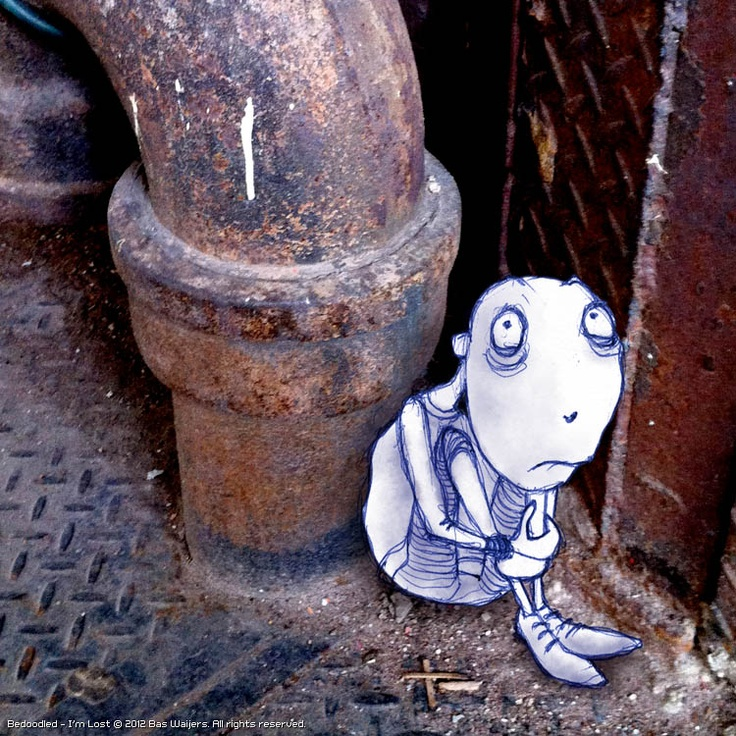 Drawing Inspiration From The Street