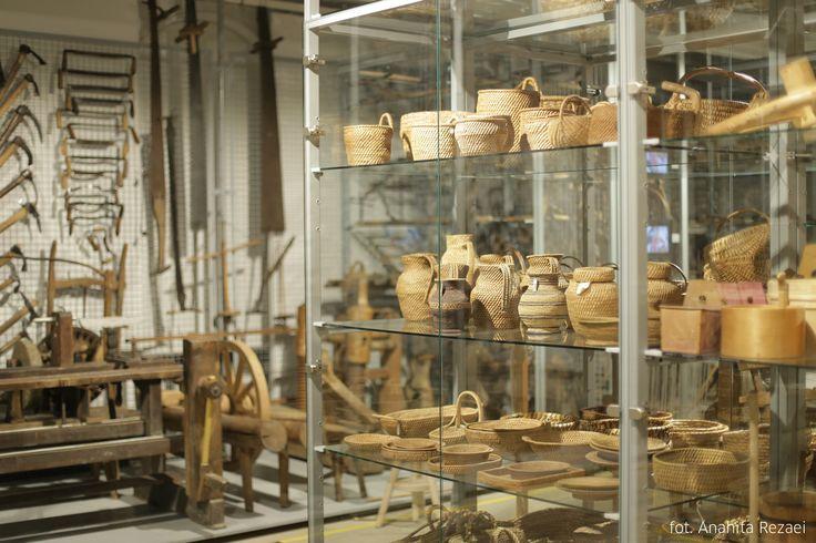"""#Wystawa stała ,,Porządek rzeczy. Magazyn Piotra B.Szackiego"""".// #Exhibition ,,Order of Things. Storageroom by Piotr B.Szacki"""", 2015. fot. A.Rezaei #museum #muzeum #rzemiosło #craft"""