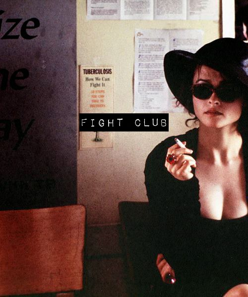 Marla Singer (Fight Club, Helena Bonham-Carter)