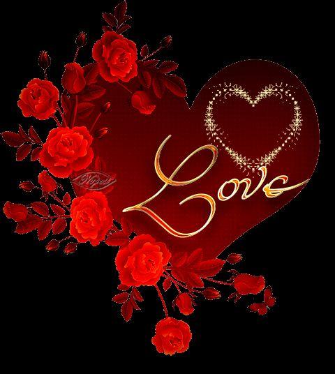 rózsák csillogó | Szerelem