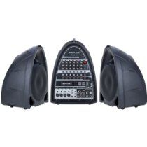 American Audio Ppa210 Portable Pa System