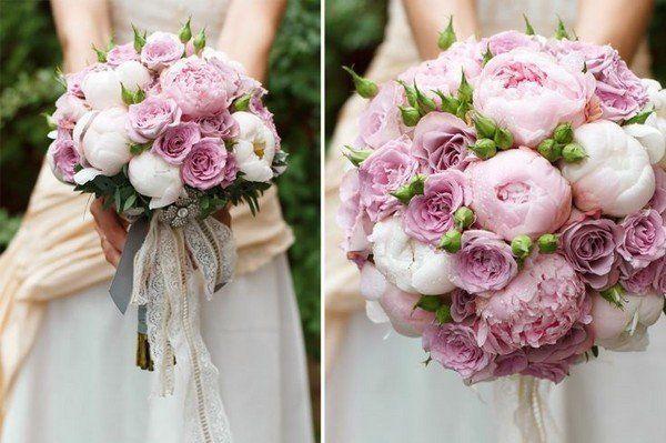 Jakie Kwiaty Dac Nowozency Jakie Kwiaty Nie Daja Na Slub Bukiet Na Slub Z Jego Wlasnymi Reka Purple Flower Bouquet Bridal Bouquet Pink Flower Bouquet Wedding