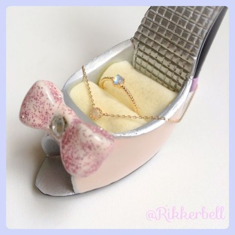 ♡ete opal accessories