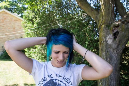 Tumblr: Posts, Hair