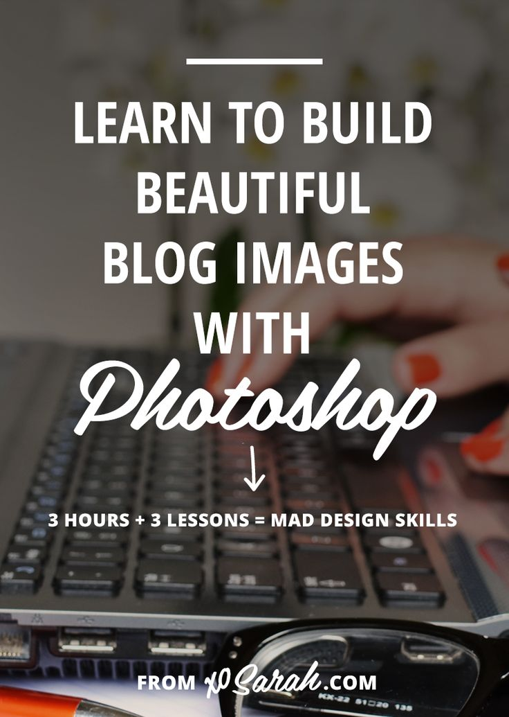 3 hours of video lesson to make you a pro a Photoshop TODAY! Plus practice Photoshop files and printable guides for all the tools an tricks!