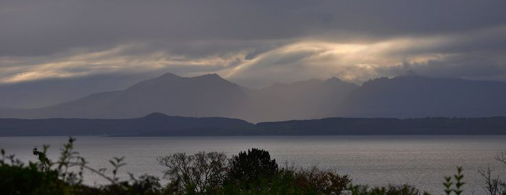 """I've found that many a holiday has been enhanced when on the trail of a favourite novel. There's something memorable about standing in the shoes of your favourite characters and seeing at first-hand the scenes of best-loved stories."" via The Island Review  http://theislandreview.com/content/scotland-crime-fiction-islands"