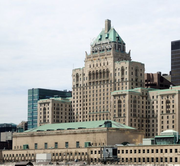 Fairmont Royal York Toronto, Canada