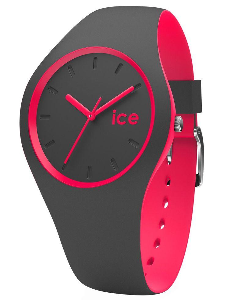Ice-Watch DUO.APK.U.S.16 Ice Duo Khaki Pink Damenuhr