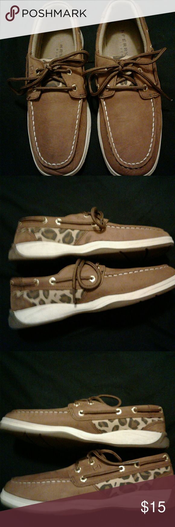 Sperry Loafers Girls Nice shoes, good condition.  Size 3.5 girls Sperry Shoes