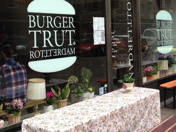 Burgertrut - Rotterdam