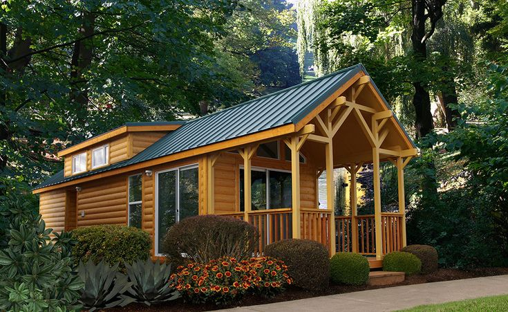 Picture and videos of manufactured and modular home for Modular cabins and cottages