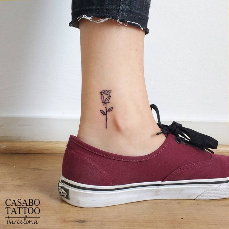 A small tattoo can make a big statement.