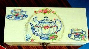Herbaciarka �5 o�clock tea�