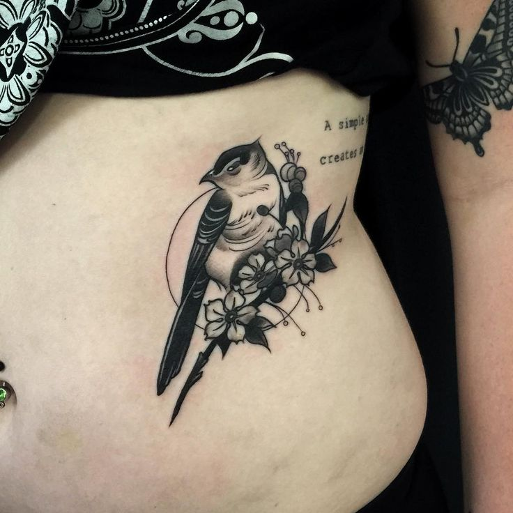 22 best Beautiful Birds Tattoo Ideas images on Pinterest | Tattoo ...