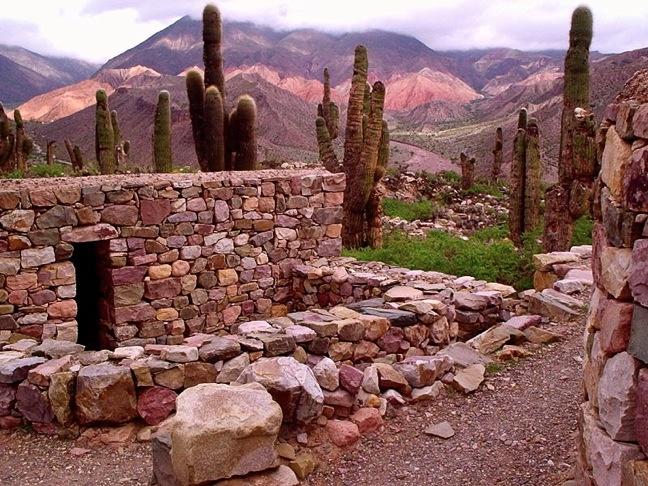 Quebrada de Humahuaca, Argentina. For more, visit GreenGlobalTravel.com!