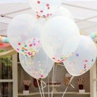 Cinco ideas para decorar fiestas de aniversario infantiles