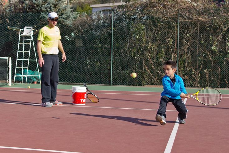The key to keeping tennis fun for kids is to introduce enjoyable games to mix in with the drills and with match play. As children learn that tennis is fun, they will be far more… #tennisforkids