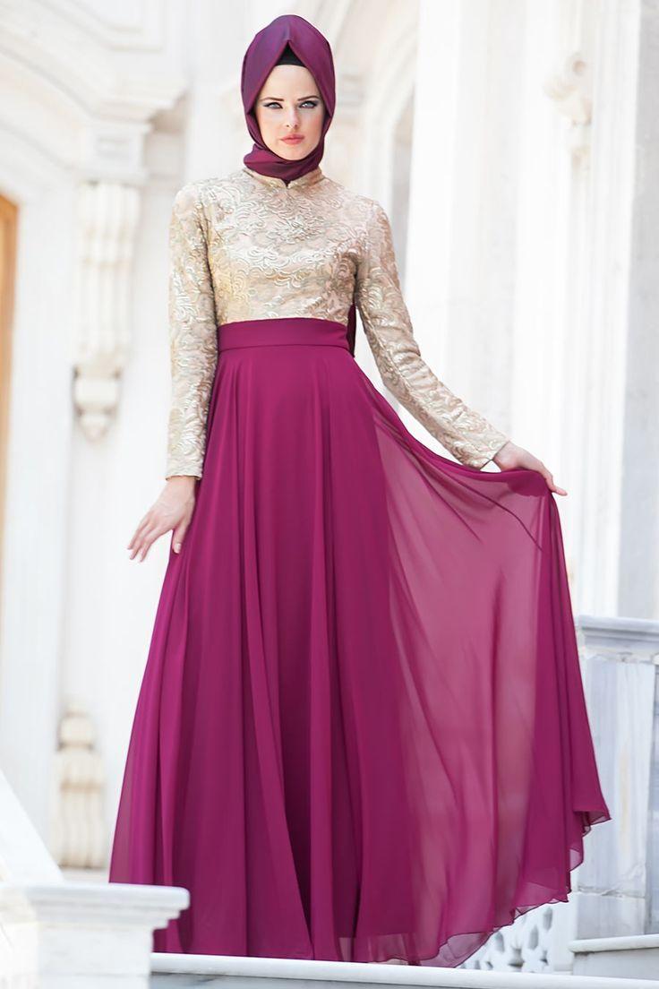 Increíble Vestidos De Fiesta Islámicos Ideas Ornamento Elaboración ...