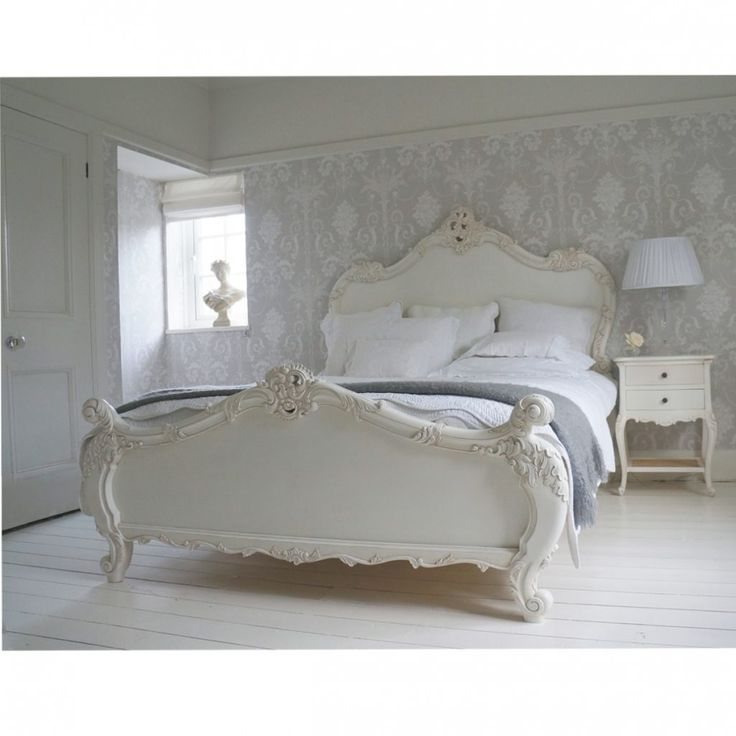 White French Bedroom Furniture Set