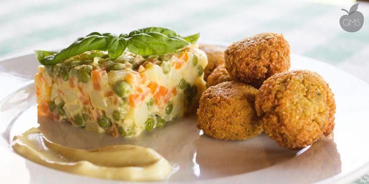 Ricetta falafel   LaRoverella Agriturismo - Il Goloso Mangiar Sano