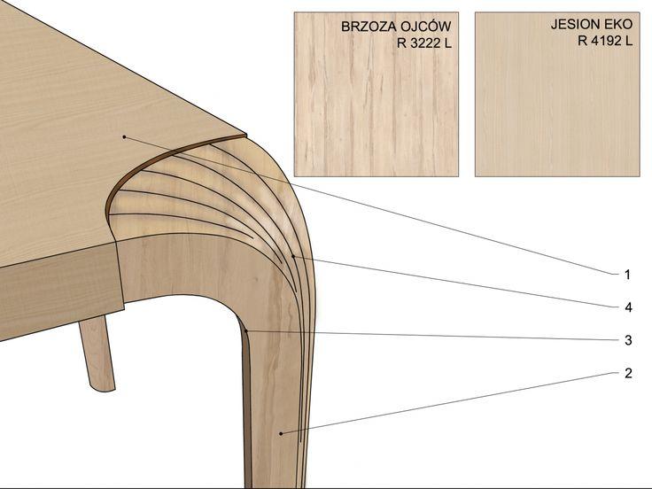 Alvaro Aalto stół / table