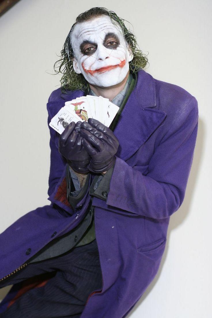 """Joker Kostüm aus """"The Dark Knight"""" zu Halloween selber zusammenstellen"""