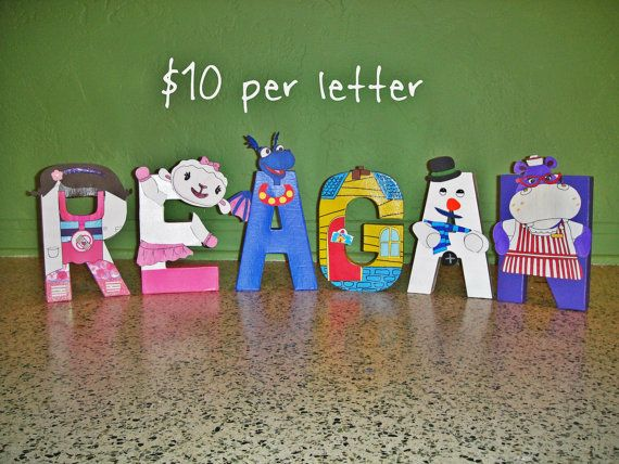 136 Best Styrofoam Name Letters Images On Pinterest | Names