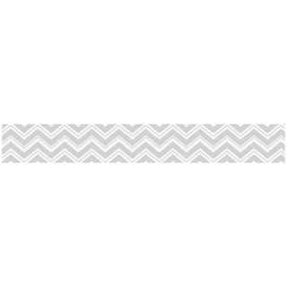 @Overstock.com - Design your child's bedroom in a theme they will love with this cute Sweet JoJo Designs exclusive easy Peel and Stick children's wallpaper border. These are created to coordinate with all of their bedding sets.http://www.overstock.com/Baby/Sweet-JoJo-Designs-Grey-Zig-Zag-Modern-Wall-Border/7707352/product.html?CID=214117 $17.99