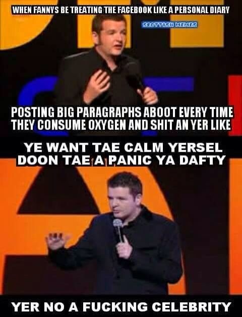 Brilliant Kevin bridges