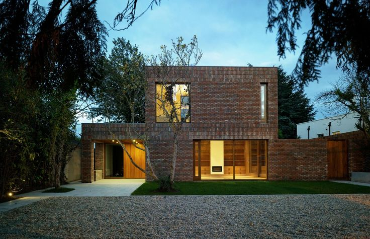 AUGHEY O'FLAHERTY HOUSE ON MOUNT ANVILLE by Aughey O'Flaherty Architects