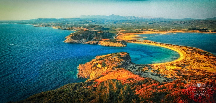Voidokoilia ,Pylos Greece by Antonis Panitsas, via 500px