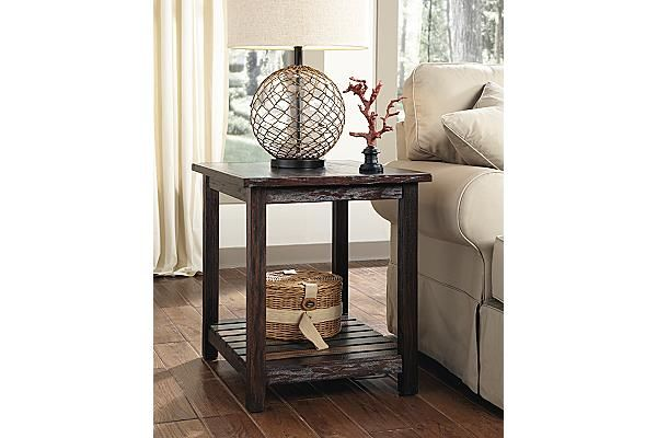 Mattress Stores In Longview Tx The Mestler End Table from Ashley Furniture HomeStore (AFHS.com). The ...