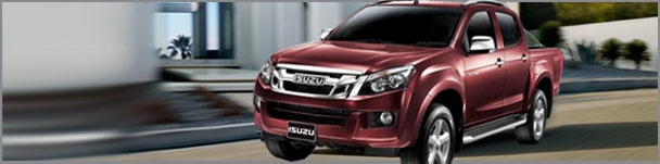 The Launching of the innovative Isuzu D-Max 4x4 and 4x2 has unveiled its development mate to its parallel Holden Colorado pickup with a number of cable styles.