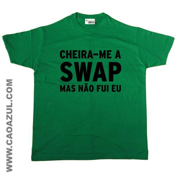 t-shirt CHEIRA-ME A SWAP
